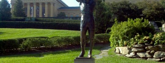 Rocky Statue is one of Best Places to Check out in United States Pt 7.