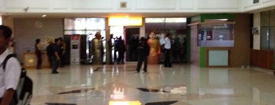 Halim Perdana Kusuma International Airport (HLP) is one of i've been visited.