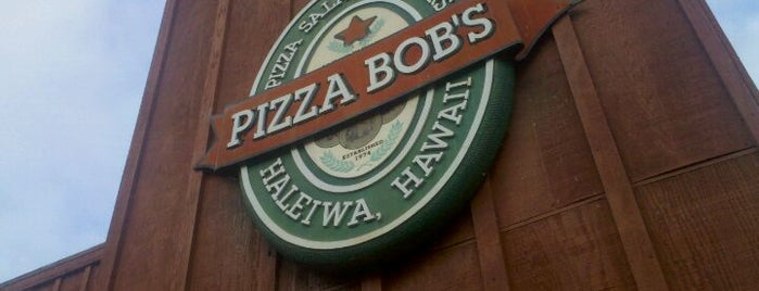 Pizza Bob's is one of Guide to Haleiwa's best spots.