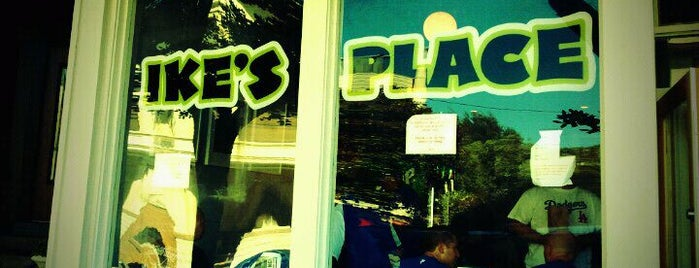 Ike's Place is one of Crucial San Francisco (aka THE CITY).