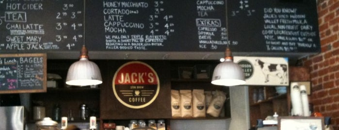 Jack's Stir Brew Coffee is one of GEMS.