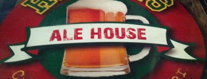 Hunter's Ale House is one of Michigan Breweries.