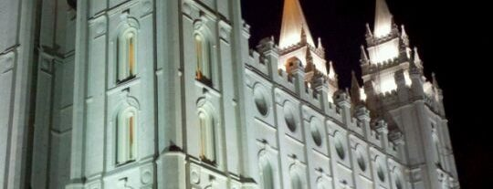 Temple Square is one of Bucket List Places.