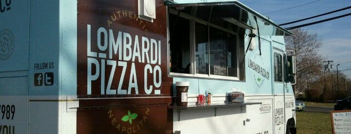 Lombardi Pizza Co is one of Pizza-To-Do List.