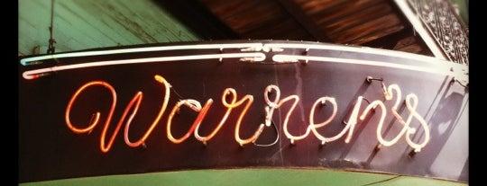 Warren's Inn is one of houston nothing.