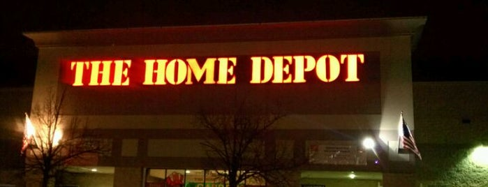 The Home Depot is one of Mine.