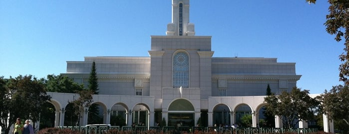 Bountiful Utah Temple is one of Utah LDS (Mormon) Temples.