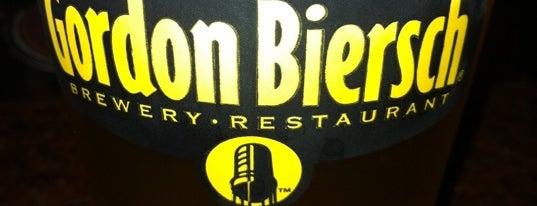 Gordon Biersch Brewery Restaurant is one of Colorado Microbreweries.