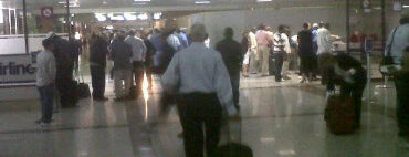 Aeropuerto Internacional Las Américas (SDQ) is one of World Airports.