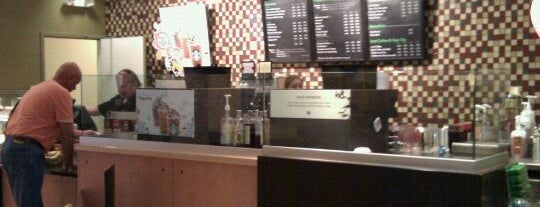 Starbucks is one of My Trip to San Antonio.