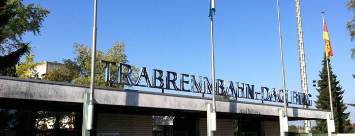 Trabrennbahn München is one of Munich And More.