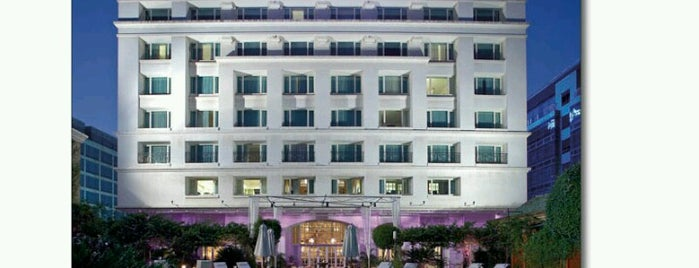Le Royal Méridien is one of <Mumbai's Best Hotels>.