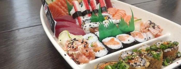 Hairu Sushi is one of Comiiida.