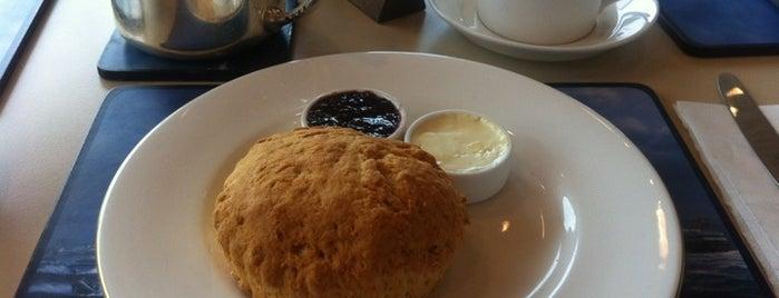 Royal Tea Room is one of Edinburgh.