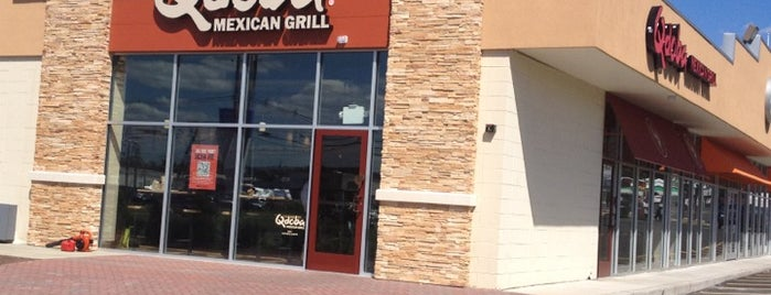 Qdoba Mexican Grill is one of Restaurant n bar.