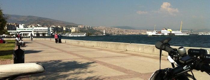 Karşıyaka Sahili is one of İzmir.