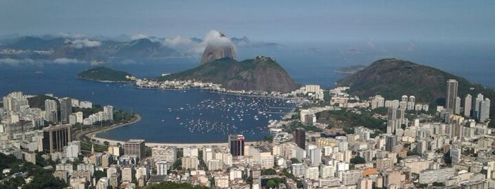 Mirante Dona Marta is one of Rio de Janeiro's best places ever #4sqCities.
