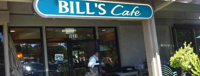 Bill's Cafe is one of Bar n Restaurants.