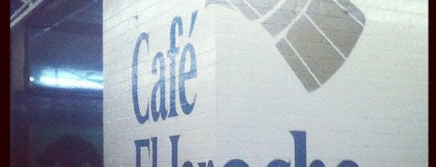 Café El Jarocho is one of Algunos lugares....