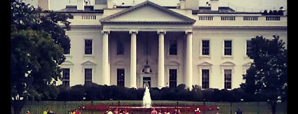 The White House is one of Dream Destinations.