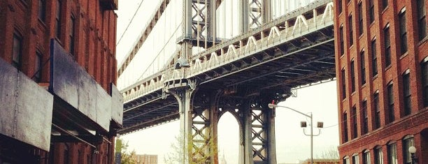 Brooklyn Bridge is one of New York's Best Great Outdoors - 2012.