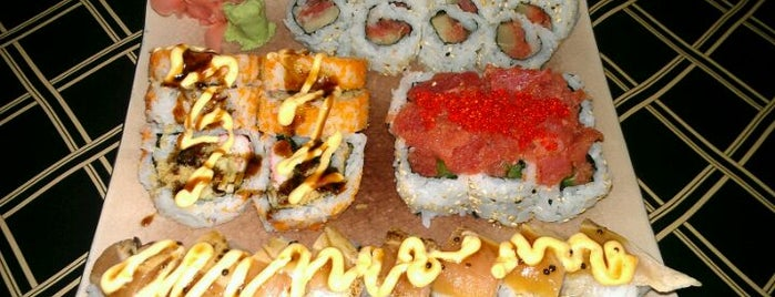 Must-Visit Sushi Restaurants in RDU