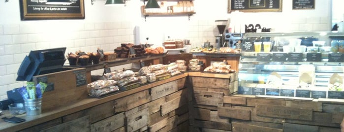 Leyas Coffee & Artisan Foods is one of 100+ Independent London Coffee Shops.