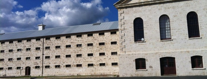 Fremantle Prison is one of A.