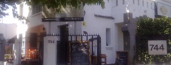 Emporio La Clementina is one of Restaurantes, Bares, Cafeterias y el Mundo Gourmet.