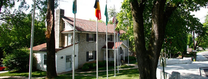 Sofia-Downing International Center is one of Campus Tour.