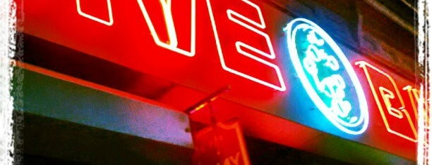 Dive Bar is one of UWS Favorites.