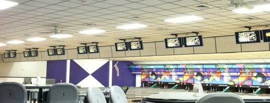 Buffaloe Lanes South Bowling Center is one of Arcades.