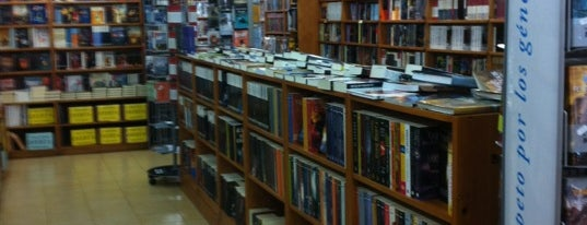 Librería Gigamesh is one of Barcelona's Best Bookstores - 2013.