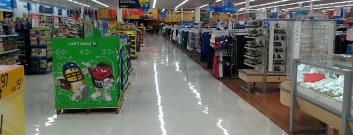 Walmart Supercenter is one of Stuff.