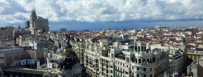 Círculo de Bellas Artes is one of Madrid, baby!.