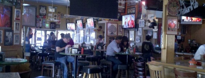 Stadium Pub Bar & Grill is one of Marquette game-watching venues.