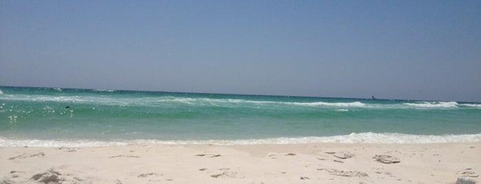 Destin Beach is one of Florida.