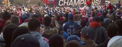 New York Giants Super Bowl Victory Parade 2012 is one of The Horror... The Horror.