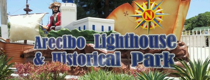 Arecibo Lighthouse & Historical Park Museum is one of Puerto Rico:Explore Beyond the Shore.
