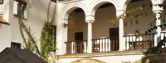Las Casas De La Juderia Hotel Cordoba is one of Donde comer y dormir en cordoba.