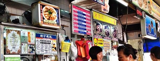River South (Hoe Nam) Prawn Noodles 河南肉骨大蝦面 is one of Food.