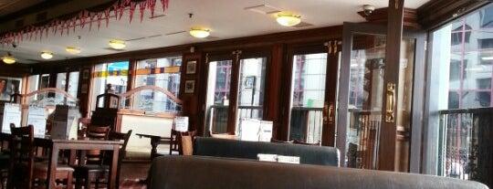 The Sir John Oldcastle (Wetherspoon) is one of Favorite Restaurants.