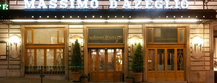 Hotel Massimo D'Azeglio is one of Hotel.
