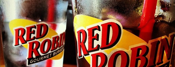 Red Robin Gourmet Burgers is one of The 15 Best Places with Good Service in Chesapeake.