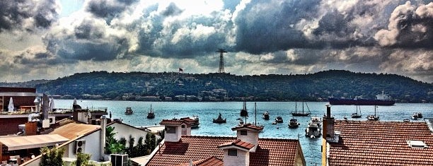 Mangerie is one of İstanbul.