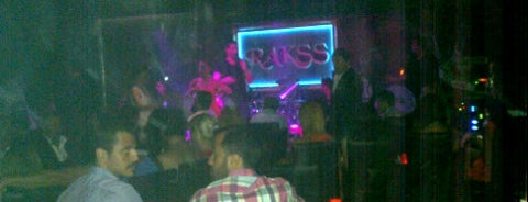 "Rakss Club is one of ""Renk Renk"" Eğlence Mekanları."