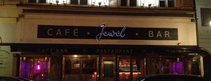Jewel Café Bar is one of Pra-Ha.