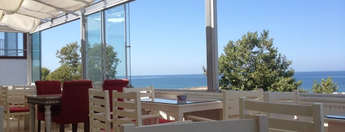 Cafe the Kaizen is one of Top 10 favorites places in Yalova.