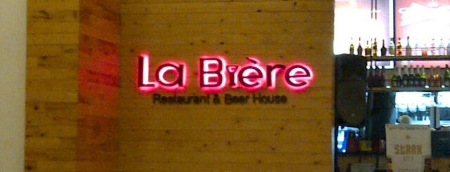 La Bière is one of I ♥ This Place.