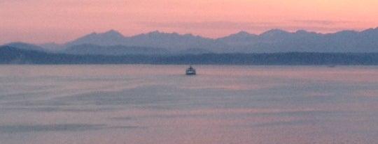 The Seattle Great Wheel is one of Northwest Washington.